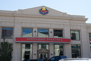 Spotlight Theatres and Front Street Bistro